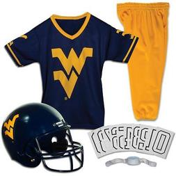 Franklin Sports NCAA Uniform Set, West Virginia
