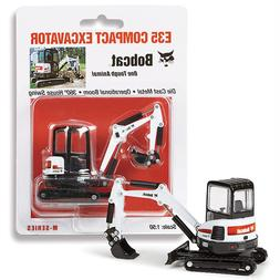 NEW 1:50 *BOBCAT EQUIPMENT* Model E35 Compact Excavator DIEC
