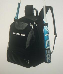 NEW Worth BKPK2 Baseball/Softball Equipment and Bat Backpack