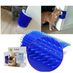 New Cat Massage Grooming Catnip Toy Cat Brush Tool Pet Cat S