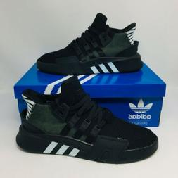 *NEW* Adidas Equipment Basket Adv  Running Shoes Tripple Bla