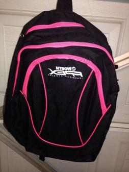 New Worth FPEX Softball Backpack  Black With Pink