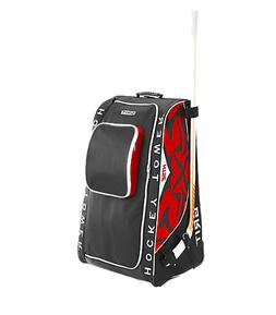 "New GRIT HTSE ice hockey tower stand bag 33"" red black Chica"