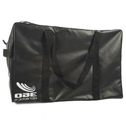 "New 360 Athletics hockey goalie equipment bag 40"" black ice"