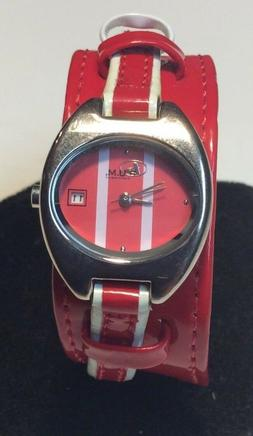 New Old Stock B.U.M Equipment womens watch,nice rare/unique