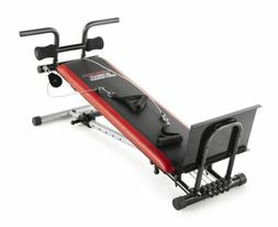 New Weider Ultimate Body Works Weight Bench WEBE15911