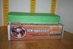 NIB Smokehouse Sausage Kit with all Equipment & Instructions