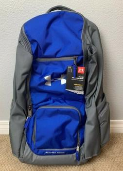 NWT Under Armour 2 Stick Lacrosse Equip Gear Backpack Bag Ro