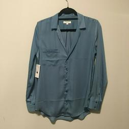 NWT! Equipment Keira Blouse