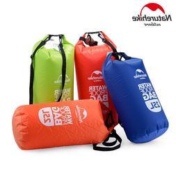 Naturehike Outdoor 15L 25L Waterproof Bag Swimming Dry Sack