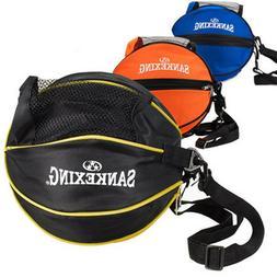 Outdoor Sports Shoulder Soccer Balls Bags Nylon Training Equ