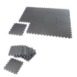 "Cap Barbell P6 Free 12 Piece Puzzle Mat 12""x12""x1/2"""