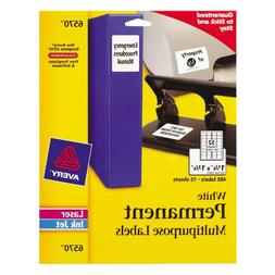 Avery Permanent ID Labels for Laser and Inkjet Printers, 1.2