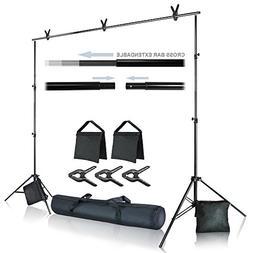 Julius Studio Photo Video Studio 10.3 ft. Wide Cross Bar 7.5