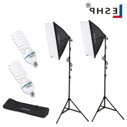"Photography Lighting 24""x24"" Softbox Photo Equipment Soft St"