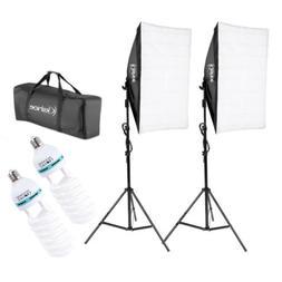 Kshioe Photography Lighting Softbox Stand Photo Equipment So