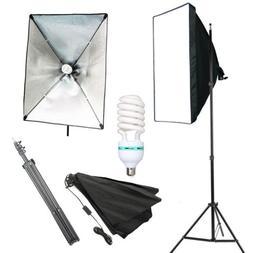 Photography Lighting Softbox Stand Photo Equipment Soft Box