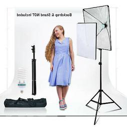 Photography Softbox Lighting Stand Photo Equipment Soft Box