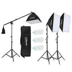 Kshioe Photography Studio Portrait Video Light Lighting Tent