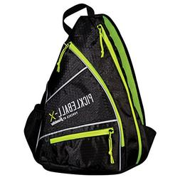 Franklin Sports Pickleball Sling Bag – Official Pickleball