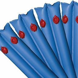 """Pool Cover Water Bags Equipment Blue 8"""" Tube Winter 6 Pack 2"""