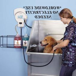 Master Equipment PRO AUTO PET BATHING MIXING SYSTEM&Spray Ho