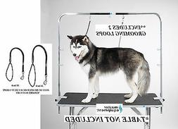 PRO DOG GROOMER OVERHEAD ARM&CLAMPS RESTRAINT SUPPORT SYSTEM