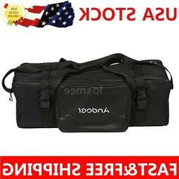 Andoer Pro Padded Carrying Bag for Photography Studio Light