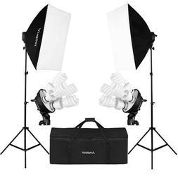 AndoerProfessionalPhotography Lighting Kit Photo Studio