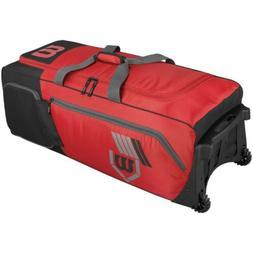 Wilson Pudge 2.0 Bag, Scarlet