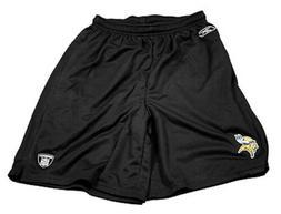 Reebok Equipment NFL Men's Minnesota Vikings Mesh Shorts, Bl