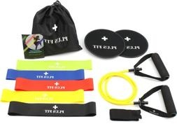 Resistance Bands Loop Sliders Fitness Equipment Workout At H