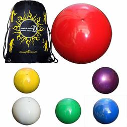 Rhythmic Sports Gynmastic 420g SPINNING Balls - LARGE Ball +