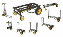 Rock-N-Roller R10RT  8-in-1 Folding Multi-Cart/Hand Truck/Do