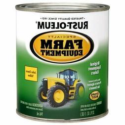 Rust-Oleum Specialty Farm Equipment Brush On Paint, Quart, J