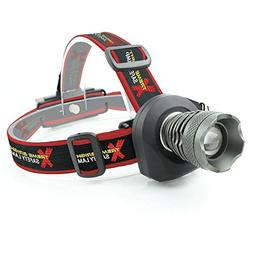 Xtreme Bright Safety Headlamp - Great Addition to Camping &