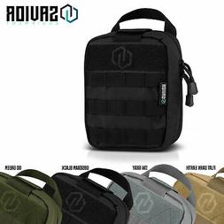 Military Medical Tactical MOLLE Bag First Aid Kit Case IFAK