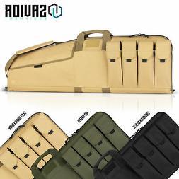 Savior Equip Tactical Single Rifle Gun Carbine Bag Range Pad
