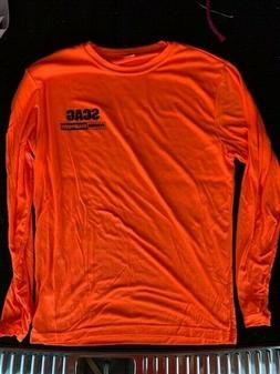 Scag Power Equipment Large Long Sleeve Shirt