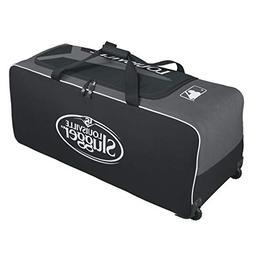 Louisville Slugger Series 5 Ton Wheeled Bag-Black SKU: WTL95