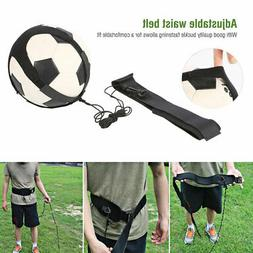 Soccer Trainer Belt Adjustable Football Training Equipment K