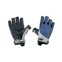 Harken Sport Spectrum 3/4 Finger Gloves, Blue, X-large
