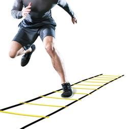 Speed Agility Ladder Training Running Exercise Sports Workou