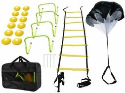 speed agility training set soccer agility ladder