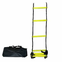 Speed Agility Training Sports Equipment Ladder 15 Feet - USA