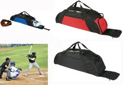 Sports Summit Baseball Equipment Duffle Duffel Gym Sport Tra