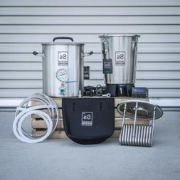 Ss Brewtech Equipment Kit - 5 Gal Kettle - 2.5 Gal Brew Buck