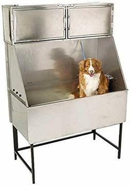 Master Equipment Stainless Steel Deluxe Overhead Cabinet for