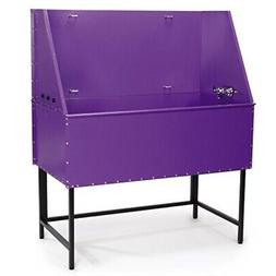 Master Equipment Steel Everyday Pro Pet Tub, Purple, 48-Inch