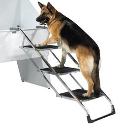 Master Equipment PetEdge Grooming Tub Pet Stairs – Non-Ski